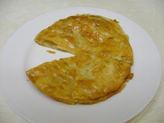 葱油餅【上海風お好み焼き】